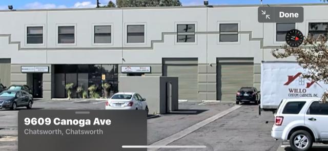 9621 Canoga Ave. Chatsworth CA 91311