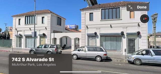 741-749 S. Alvarado St. Los Angeles CA 90057